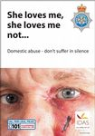 NYP16-0025 - Poster: Domestic abuse - men